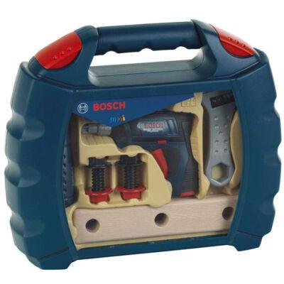 Bosch barkácskészlet szerszámoskofferben – Klein Toys