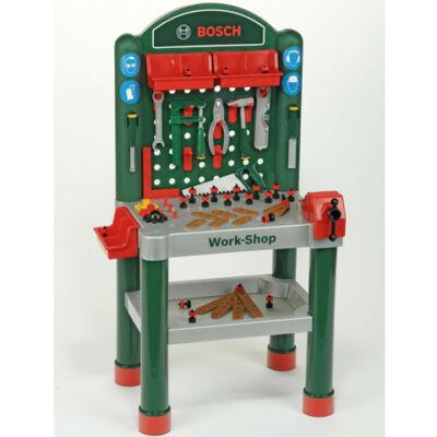 Bosch műhely 75 tartozékkal – Klein Toys