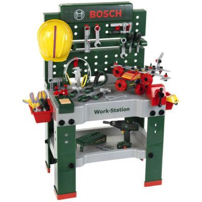 Bosch munkapad kiegészítőkkel