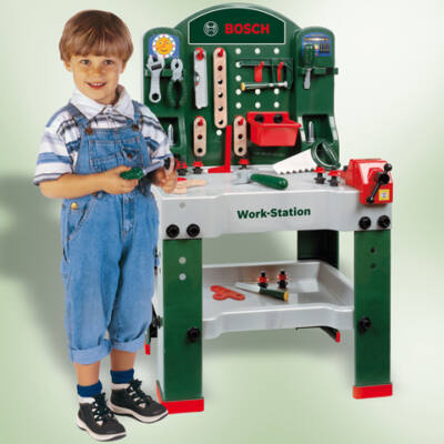 Bosch szerelőasztal - Klein Toys