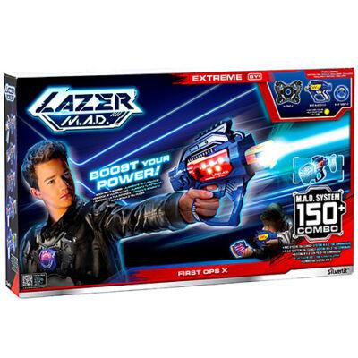 Lazer MAD First Ops lézerfegyver szett