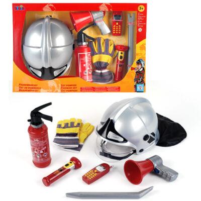 Tűzoltó készlet 7 részes – Klein Toys
