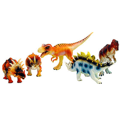 Dinoszaurusz figuraszett 5 db-os