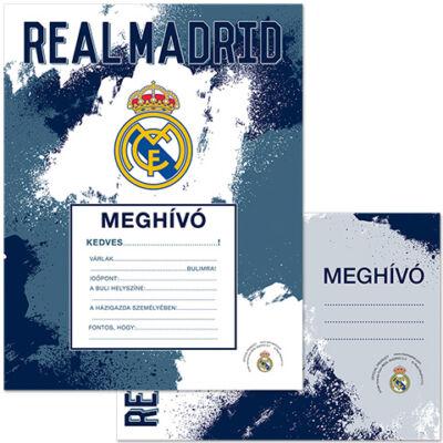 Real Madrid partimeghívó borítékkal 10 db-os