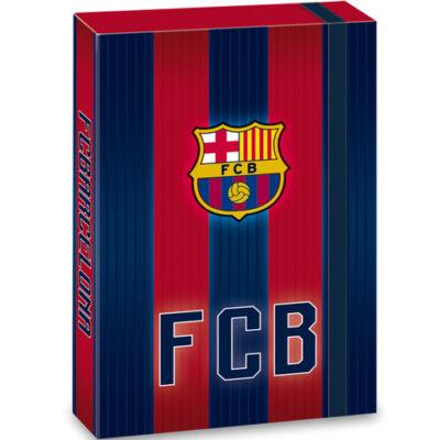 FC Barcelona gránátvörös-kék füzetbox A/4
