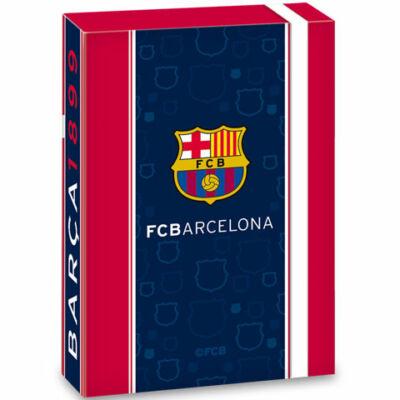 Barcelona füzetbox A/5-ös méretben
