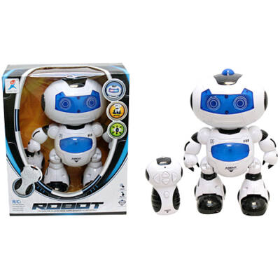 Távirányítású Macrobot 22 cm
