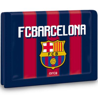 Barcelona gránátvörös-kék pénztárca