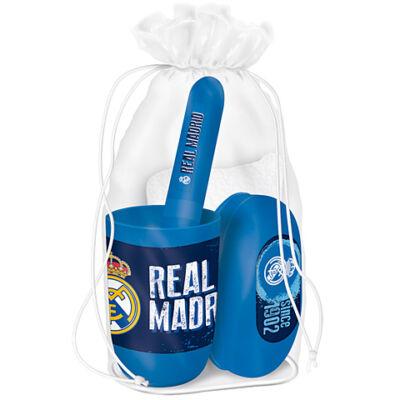 Real Madrid tisztasági csomag kék kiegészítőkkel