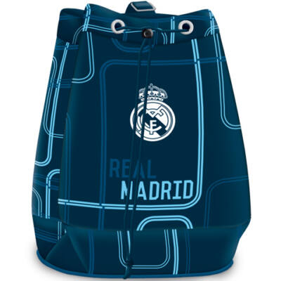 Real Madrid tornazsák-sportzsák kék színben