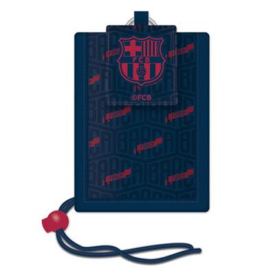 Barcelona pénztárca nyakba akasztható