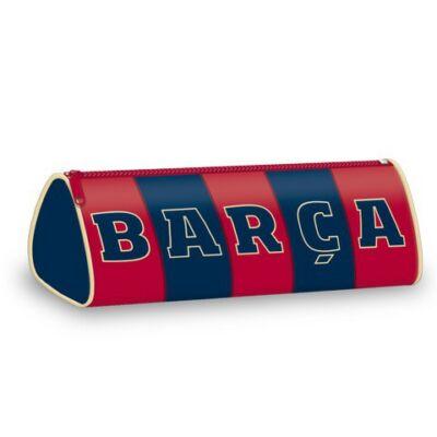 Barcelona háromszög hengeres tolltartó