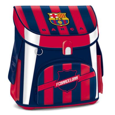 Ars Una: FC Barcelona mágneszáras iskolatáska, hátizsák 33×41×24 cm