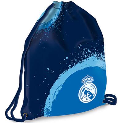 Real Madrid tinédzser tornazsák sportzsák kék színben