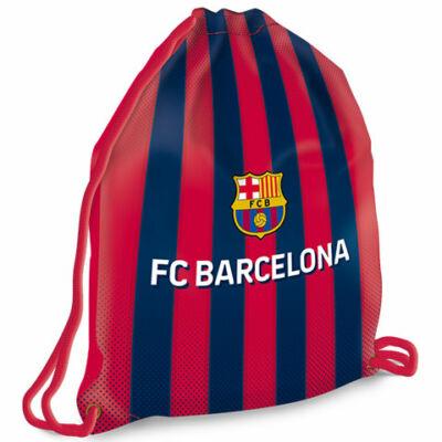 Ars Una: FC Barcelona csíkos tornazsák, sportzsák 37,5×46 cm