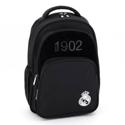 Real Madrid tinédzser 3 rekeszes iskolatáska, hátizsák - Ars Una