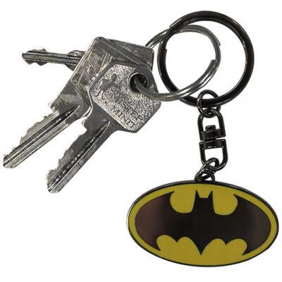 Batman logo kulcstartó