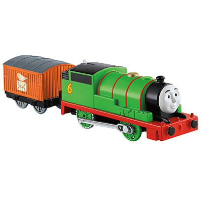 Thomas Track Master Percy motorizált kisvonat – Mattel