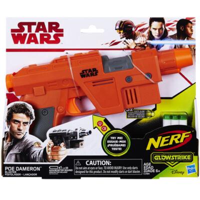 Nerf Star Wars: Glowstrike Poe Dameron szivacslövő fegyver - Hasbro