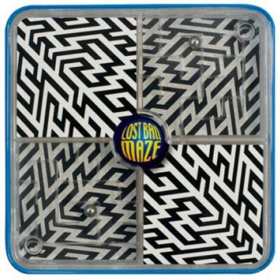 Lost Ball Puzzles Útvesztő ügyességi játék – Cheatwell Games