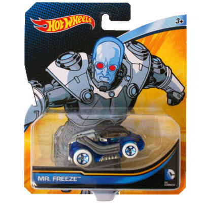Hot Wheels DC Universe: Mr. Fagy kisautó 1/64 – Mattel
