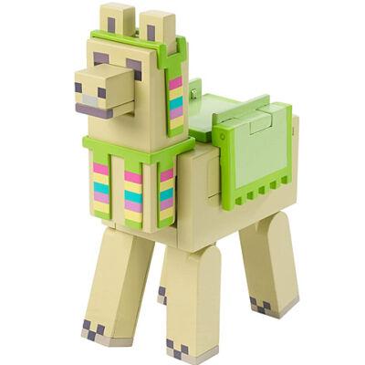 Minecraft: Köpő láma karakter figura - Mattel