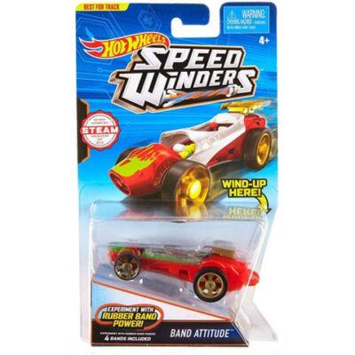 Hot Wheels: Speed Winders Band Attitude járgány - Mattel
