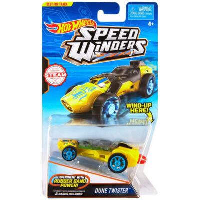 Hot Wheels: Speed Winders Dune Twister járgány - Mattel