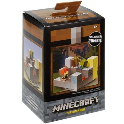 Minecraft: Zombipusztító dugattyú játékkészlet - Mattel