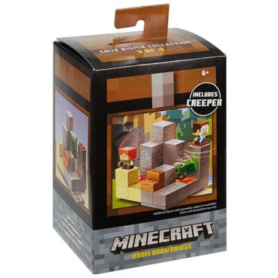 Minecraft: A végzet felvonóhídja játékkészlet - Mattel