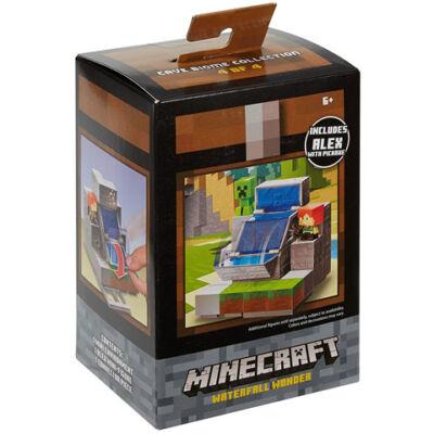 Minecraft: Vízesésvarázs játékkészlet - Mattel