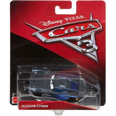 Verdák 3: Jackson Storm karakter kisautó 1/55 – Mattel