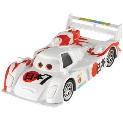 Verdák 3: Shu Tudoroki karakter-autó 1/55 – Mattel