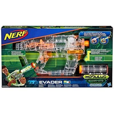 Nerf Modolus: Evader szivacslövő fegyver - Hasbro