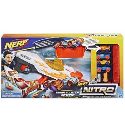 Nerf Nitro Doubleclutch Inferno autókilövő - Hasbro