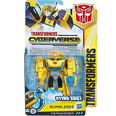Transformers Cyberverse Deluxe Űrdongó robot figura - Hasbro