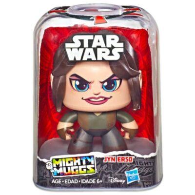 Star Wars Mighty Muggs: Jyn Erso figura – Hasbro