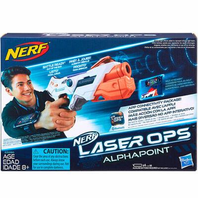 Nerf Laser Ops Pro AlphaPoint lézerfegyver – Hasbro