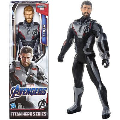 Bosszúállók – Endgame: Titan Hero Thor figura 30 cm-es – Hasbro
