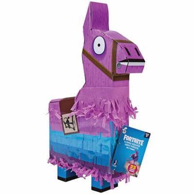 Fortnite: Llama kincses pinata 1 db karakter figurával és 22 db zsákmánnyal
