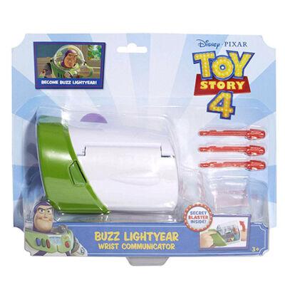 Toy Story 4: Buzz Lightyear csukló kommunikátora játékszett – Mattel