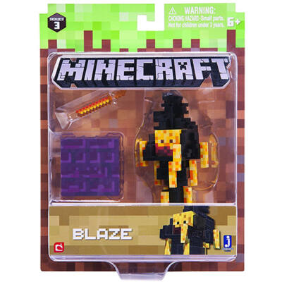 Minecraft: Blaze figuraszett