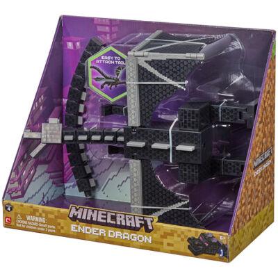 Minecraft: Ender Dragon deluxe játékfigura