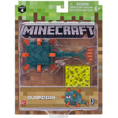 Minecraft: Őrszem figura szett