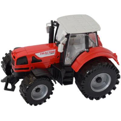 Farm traktor zöld színben