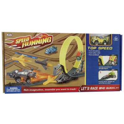 Speed Running versenypálya szett