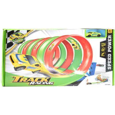 Track Racing versenypálya huroksorozattalal