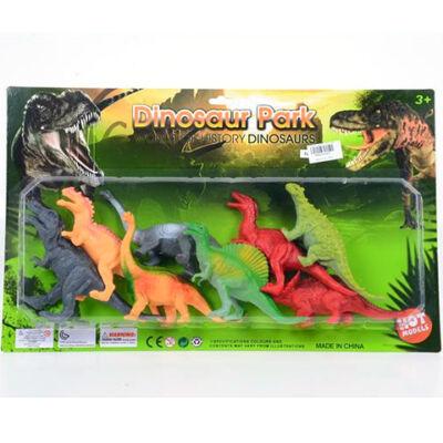 Dinoszaurusz figurák 8 db-os készlet