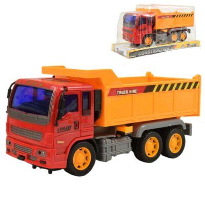 Billencses teherautó 13 cm