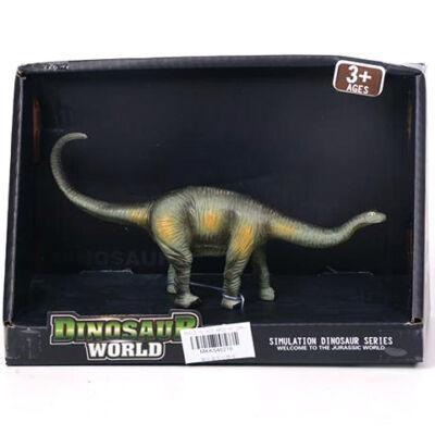 Brachiosaurus dinoszaurusz figura 20 cm